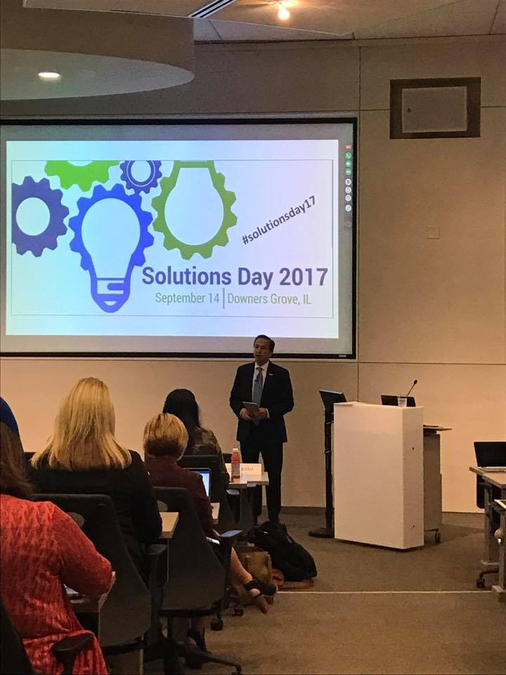 Solutions Day-A Show that Feels Right!